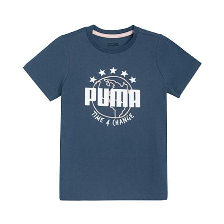 T4C T-Shirt, Dark Denim, small-IND