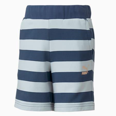 T4C Kids' Shorts, Dark Denim, small