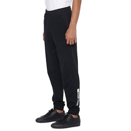 NU-TILITY Knit Pants, Puma Black, small-IND