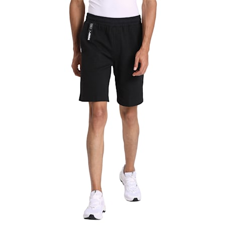 NU-TILITY Shorts, Puma Black, small-IND