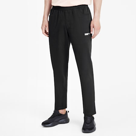 FUSION Herren Sweatpants, Puma Black, small
