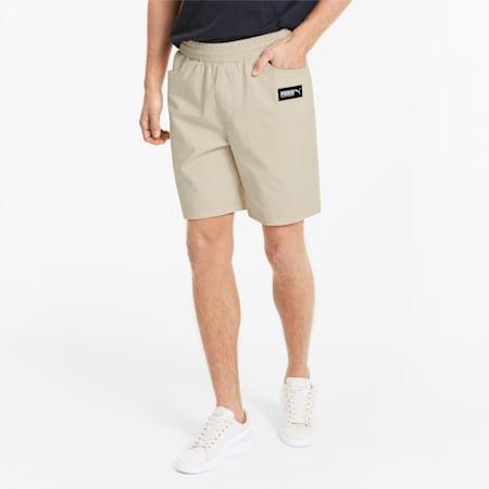 FUSION Men's Shorts, Tapioca, small-SEA