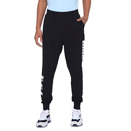 REBEL Bold Pants cl TR, Puma Black-Puma White, small-IND