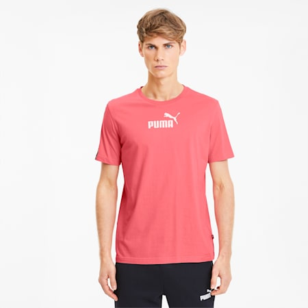 Amplified Men's Tee, Bubblegum, small