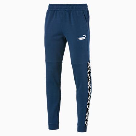 Amplified Men's Sweatpants, Dark Denim, small