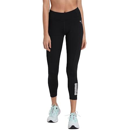 Women's Flatlock Stitch dryCELL Training Leggings, Puma Black, small-IND