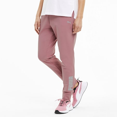 RTG Knitted dryCELL Women's Sweatpants, Foxglove, small-IND