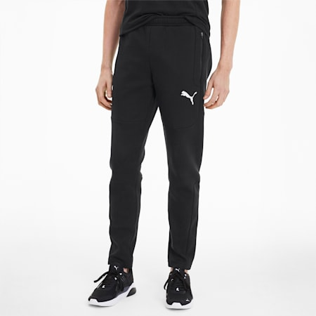 Evostripe Men's Sweatpants, Puma Black, small