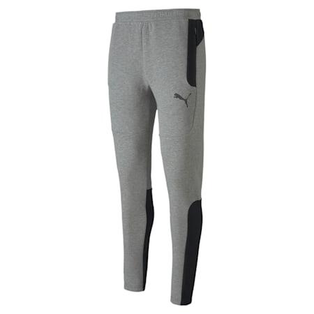 EVOSTRIPE Pants, Medium Gray Heather, small-IND