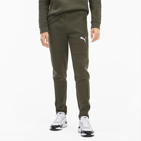 Evostripe Herren Sweatpants, Forest Night, small