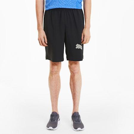 RTG Woven Men's Shorts, Puma Black, small