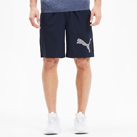 RTG Herren Gewebte Shorts, Peacoat, small
