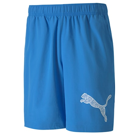 RTG Woven dryCELL Men's Shorts, Palace Blue, small-IND