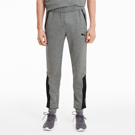 Pantalones tejidos RTG para hombre, Medium Gray Heather, pequeño
