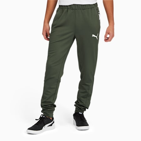 RTG Men's Knitted Pants, Thyme, small