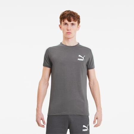 Camiseta icónica de corte ceñidoT7 para hombre, CASTLEROCK, pequeño