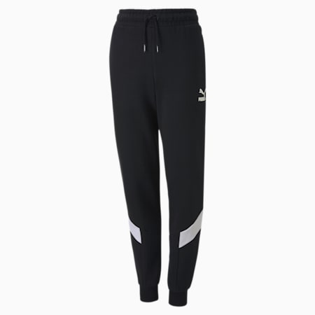 Pantalon de survêtement Iconic MCS pour garçon, Puma Black, small