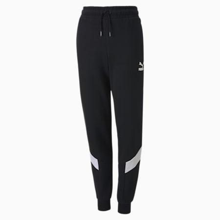Iconic MCS Track Pants, Puma Black, small-IND