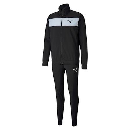 Techstripe Tricot Suit cl, Puma Black, small-IND