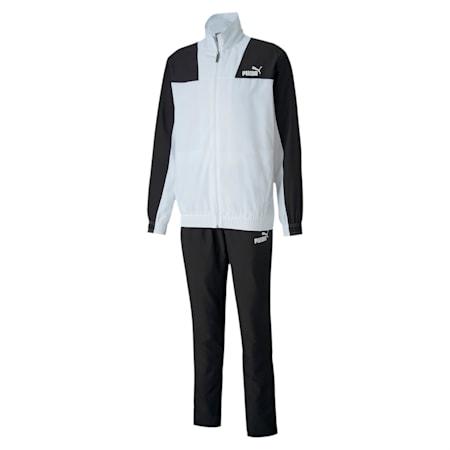 CB Suit Woven op, Puma Black-Puma White, small-IND