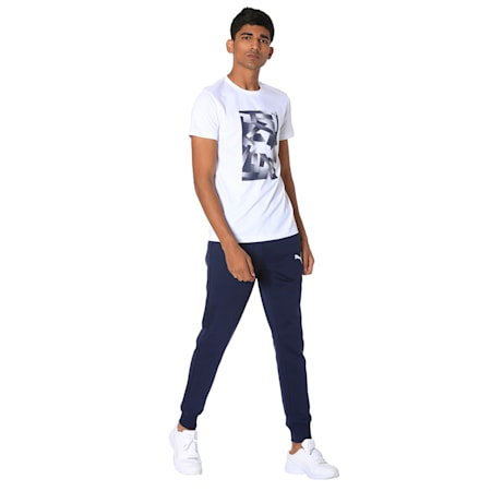 Graphic Tee 2, Puma White, small-IND