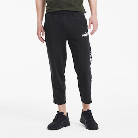 Amplified Training Men's Sweatpants, Puma Black, small