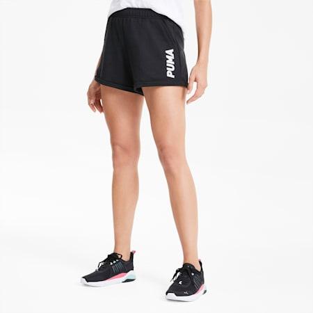 Modern Sports Women's Shorts, Puma Black, small
