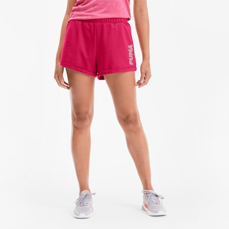 Modern Sports Women's Shorts, BRIGHT ROSE, small