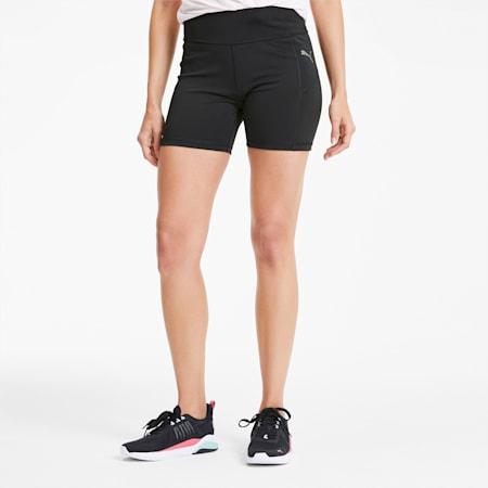 RTG Women's Tight Shorts, Puma Black, small