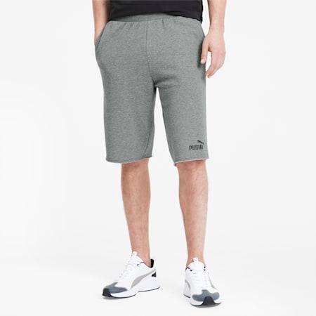 Essentials+ Men's Shorts, Medium Gray Heather, small