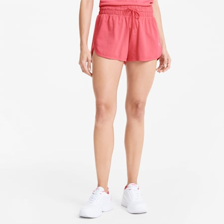 Summer Women's Shorts, Bubblegum, small