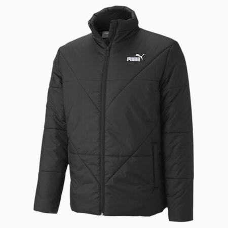 ESS Padded Men's Jacket, Puma Black, small