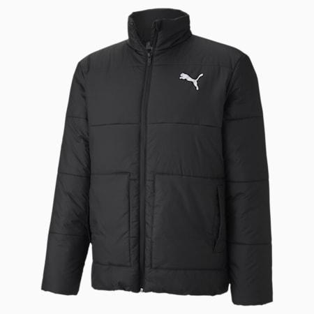 ESS+ Padded Men's Jacket, Puma Black, small