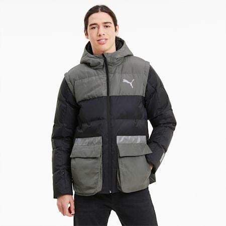 City-Zen Men's Jacket, Ultra Gray, small
