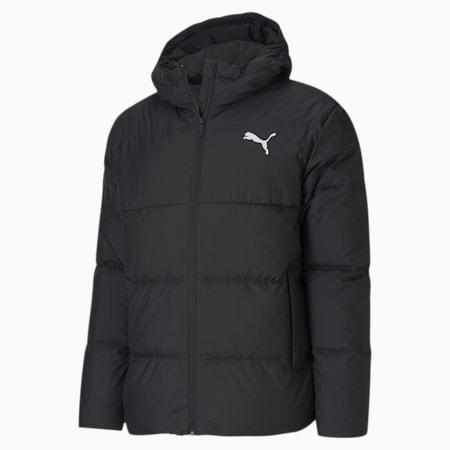 ESS+ Down Men's Jacket, Puma Black, small