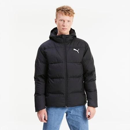 ESS+ Herren Daunenjacke, Puma Black, small