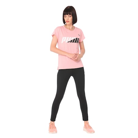 MODERN SPORT Graphic Women's Tee, Bridal Rose, small-IND