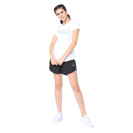 Athletics Women's Tee, Puma White, small-IND