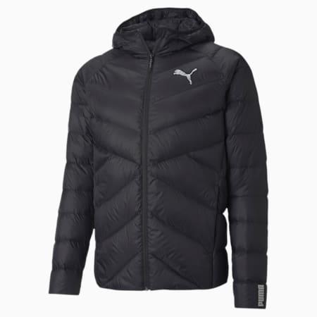 PWRWarm packLITE Down Men's Jacket, Puma Black, small-IND