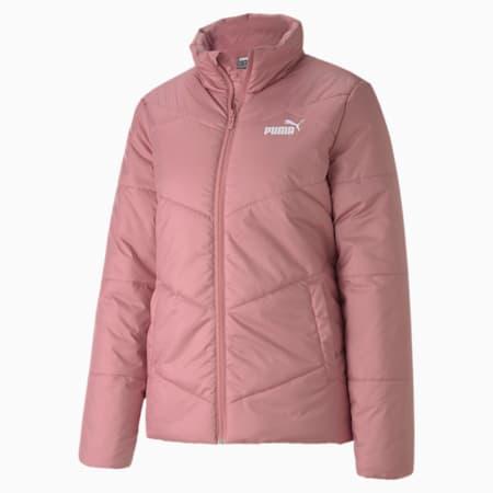 ESS Padded Women's Jacket, Foxglove, small-IND