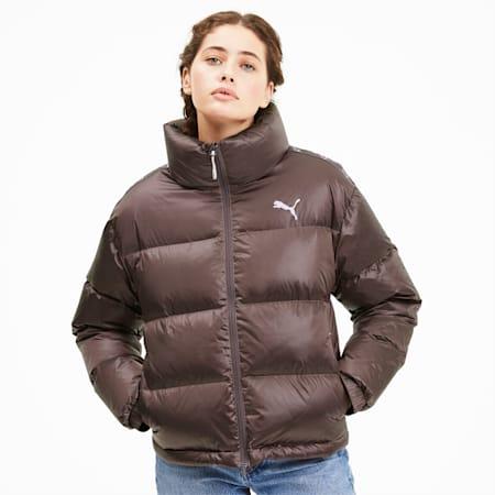 Shine Down Women's Jacket, Foxglove, small