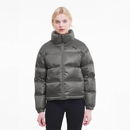 Shine Down Women's Jacket, Ultra Gray, small