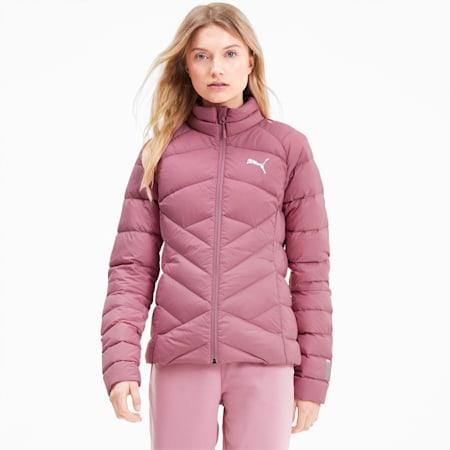 PWRWarm PackLITE Women's Down Jacket, Foxglove, small