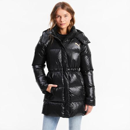 Manteau doudoune Cocoon pour femme, Puma Black, small