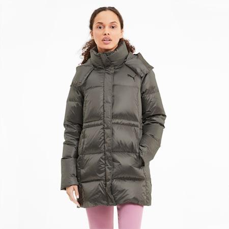 Manteau doudoune Cocoon pour femme, Ultra Gray, small