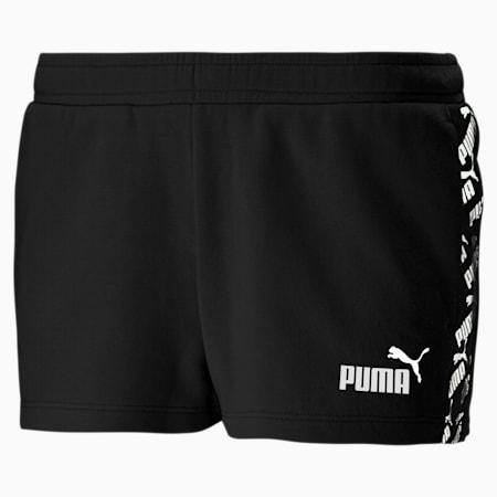 Shorts da donna Amplified, Puma Black, small