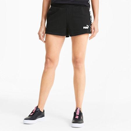 Amplified Damen Shorts, Puma Black, small