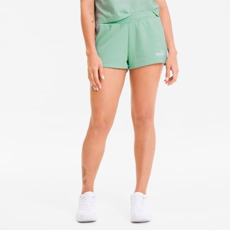 Amplified Women's Shorts, Mist Green, small