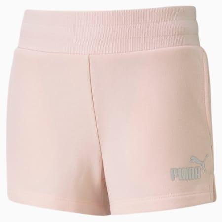 Essentials+ Girls' Shorts, Rosewater, small