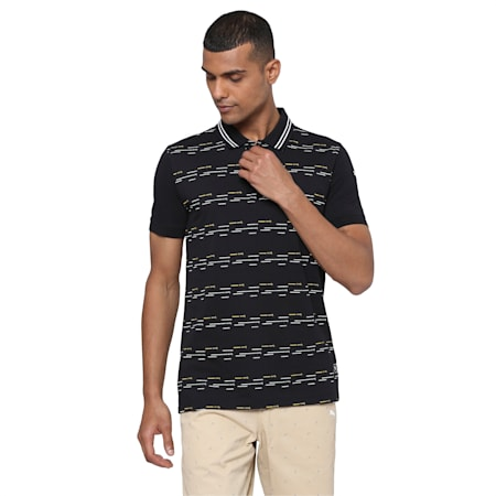 PUMA x Virat Kohli Men's Polo, Puma Black, small-IND
